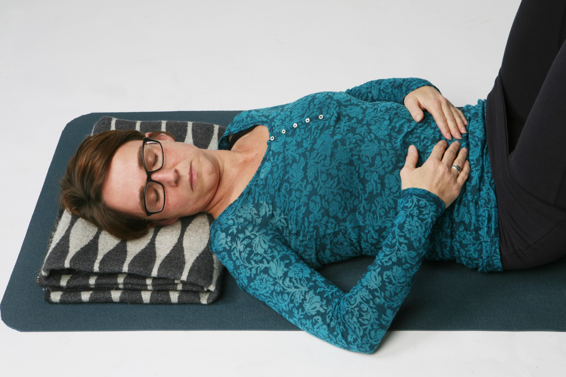 Restorative Yoga: Wellness